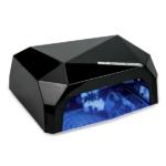 Черная гибридная CCFL+LED лампа 36 Вт