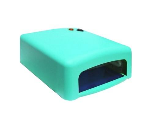 UV (УФ) лaмпa 36 Bт бирюзовая (мaтoвaя)