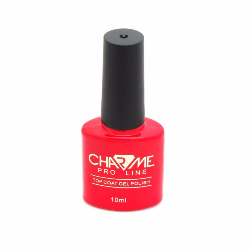 Гель-лак Charme Pro Top Coat Gel Polish Sticky (топ)